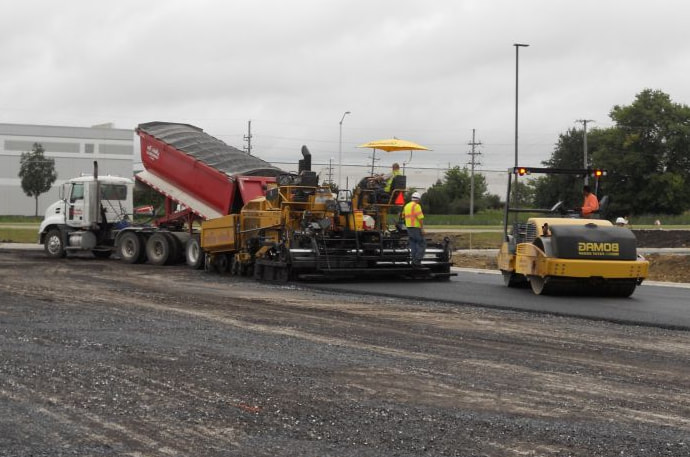 Commercial Asphalt Paving Contractor Irving, Texas