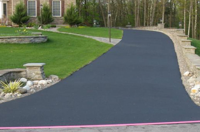 Residential Asphalt Paving Contractor
