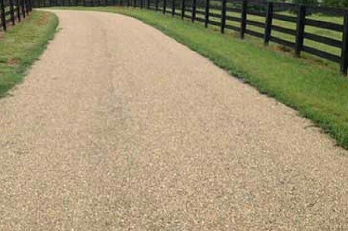 Country Road Tar and Chip Paving Contractor Irving, Texas